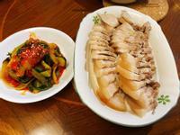 韓綜[美味的廣場]白老師的白切肉