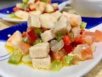 西班牙海鮮沙拉