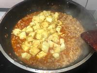 下飯的菜餚-麻婆豆腐