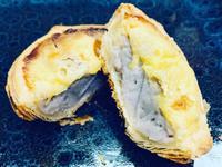 [米菈的食譜]芋泥芋見蛋塔[烤箱/氣炸]