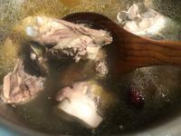 香噴噴的香菇雞湯
