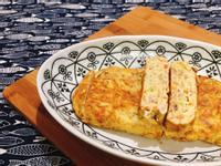 【韓式-小菜】 韓式鮪魚鮮蔬蛋捲 超簡單