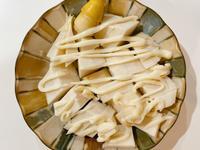 [簡單料理]涼拌綠竹筍
