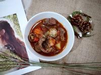 法式浪漫-紅酒燉牛肉
