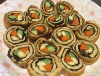 豆包蔬菜捲(全素)