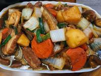 YT頻道[白種元的料理秘笈]韓式燉排骨