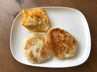 簡單早餐~起司馬鈴薯煎餅🧡