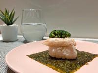 【低成本懶人料理】職人鹽水壽司