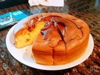 超綿密蜂蜜戚風蛋糕♡(氣炸鍋