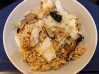 高麗菜飯:智慧萬用鍋做好菜