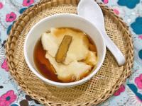 自製薑汁豆花