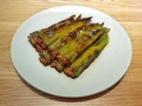 醬燒角椒鑲素肉 (新豬肉料理)