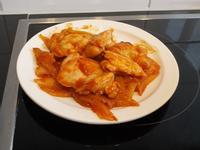 蜂蜜燒烤醬雞腿肉