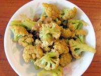 下飯菜∼咖哩炒白花椰菜
