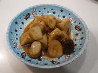 辣味噌煮杏鮑菇(素)