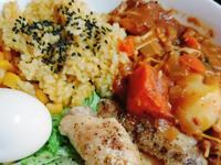 蔬菜無水咖哩(甘口)