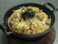 食物零浪費  沒吃完的鹹酥雞變身日式丼飯
