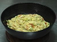 食物零浪費  沒吃完的魚變身魚汁蔬菜滑蛋
