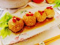 香菇鑲肉(新豬肉)