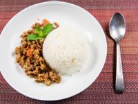 打拋豬肉飯-豆油伯金豆醬油