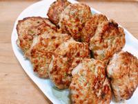芹菜雞肉鮮蝦排~雞胸肉也能很美味