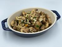 金沙雙菇(蛋奶素可吃)