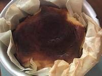 超簡單!氣炸鍋❤️巴斯克乳酪蛋糕