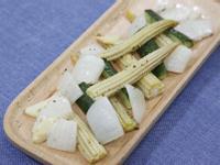 鄉村烤蔬菜