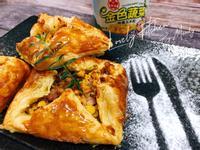 鮪魚玉米酥皮派