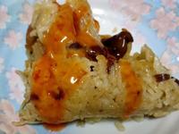 紅黎紅豆肉粽