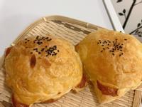 酥皮麵包(奶酥口味)