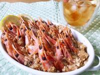 蒜味奶油啤酒蝦(簡易/快速)