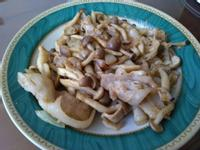 沙茶豬肉炒洋蔥