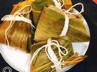 生酮版花椰米北部粽