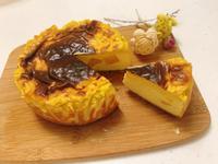 芒果巴斯克乳酪蛋糕