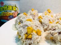 玉米豬肉珍珠丸/牛頭牌金色蔬菜特選玉米粒