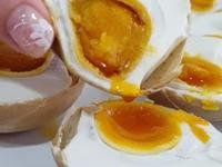 高梁酒香鹹鴨蛋