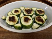紅蔥醬烤櫛瓜