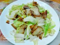臘肉炒高麗菜
