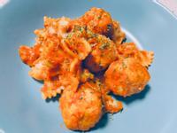 義大利雞肉丸子麵