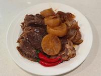 滷牛肉拼盤(壓力鍋版)
