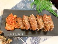 韓式年糕肉捲