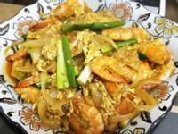 咖哩蝦with牛頭牌咖哩炒醬