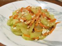 鹹蛋炒大黄瓜