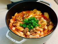 韓式泡菜辣炒年糕