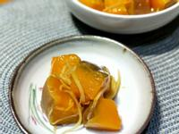 嫩薑絲燒南瓜(便當菜)