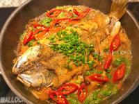 蕃茄燒鮮魚