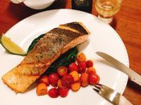 香煎挪威鮭魚