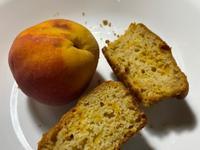 水蜜桃橄欖油蛋糕