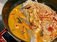 麻油酒燒魚